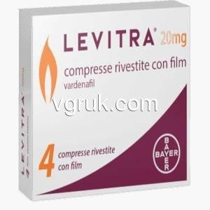 Buy Brand Levitra UK